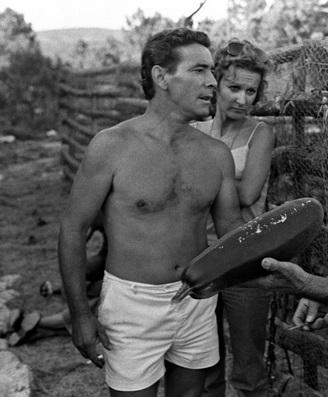 Jean Pain et sa femme Ida
