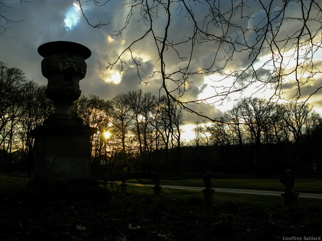 Parc du château de Bainville